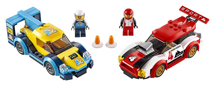 LEGO - Závodní Auta