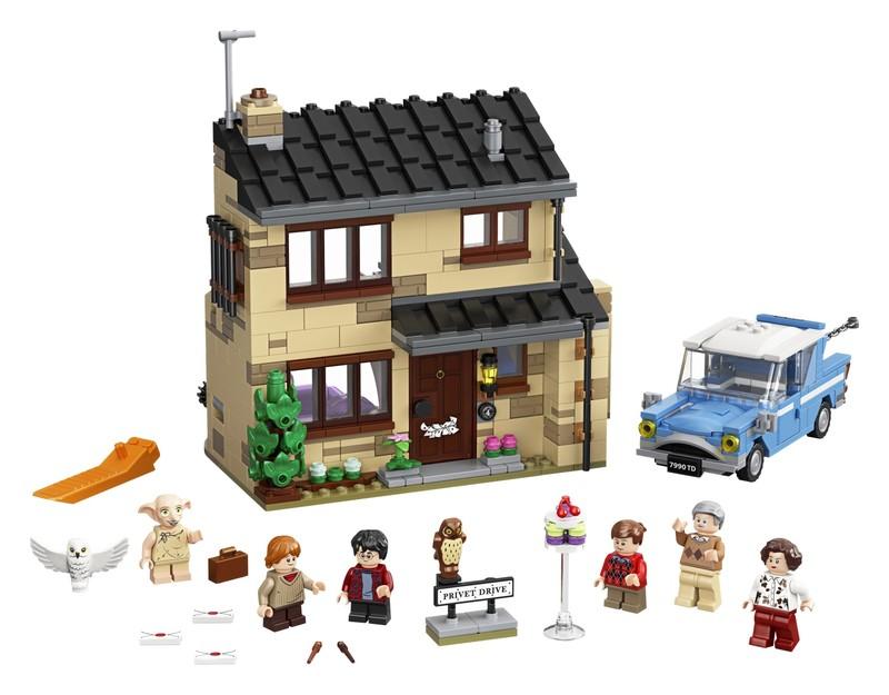 LEGO - Zobí ulice 4