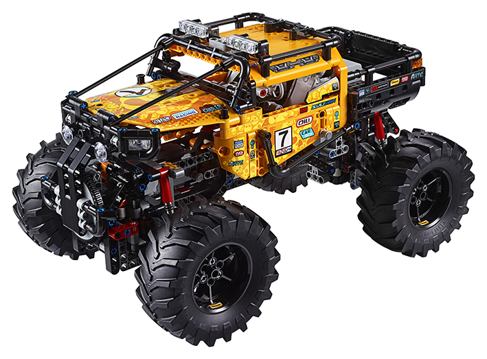 LEGO - Rc Extrémní Teréňák 4X4