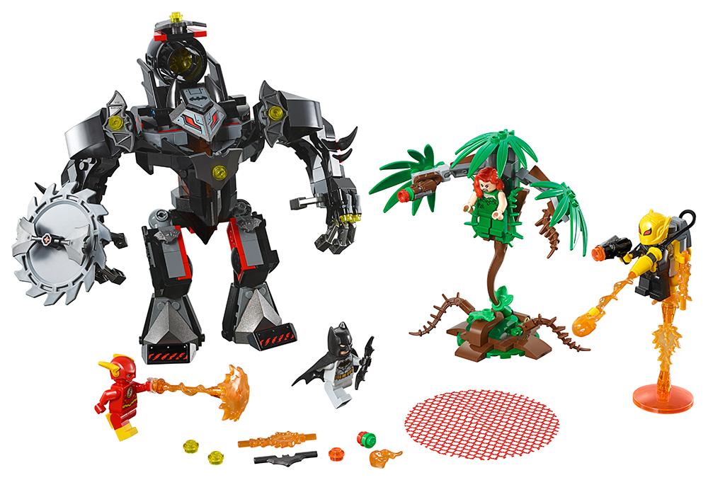LEGO - Souboj Robotů Batmana A Poison Ivy™