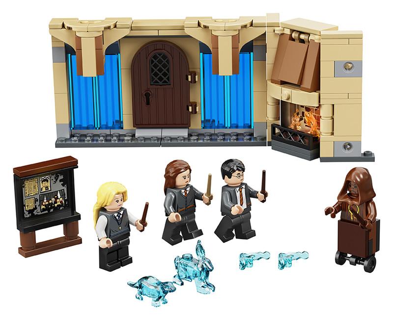 LEGO - Komnata nejvyšší potřeby