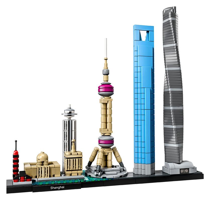LEGO - Šanghaj