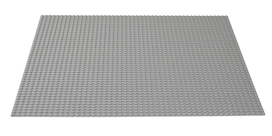LEGO - Šedá Podložka Na Stavění