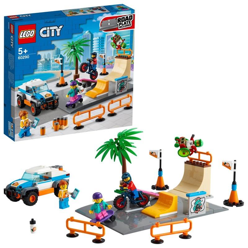 LEGO - Skatepark