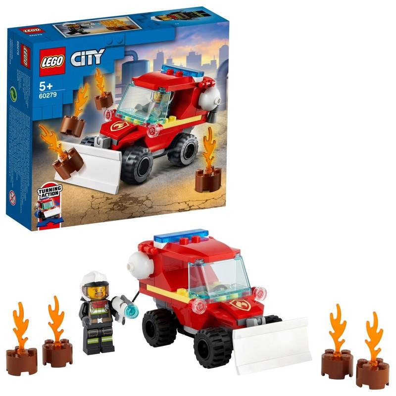LEGO - Speciální hasičské auto