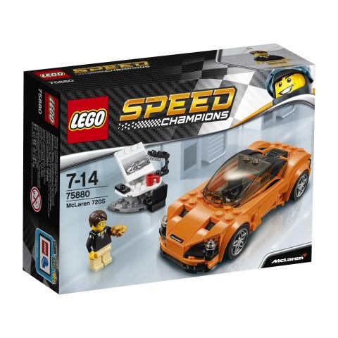 LEGO - Speed Champions 75880 McLaren 720S