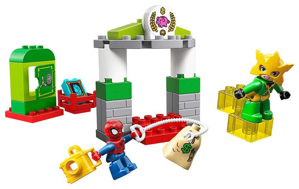 LEGO - Spider-Man Vs. Electro