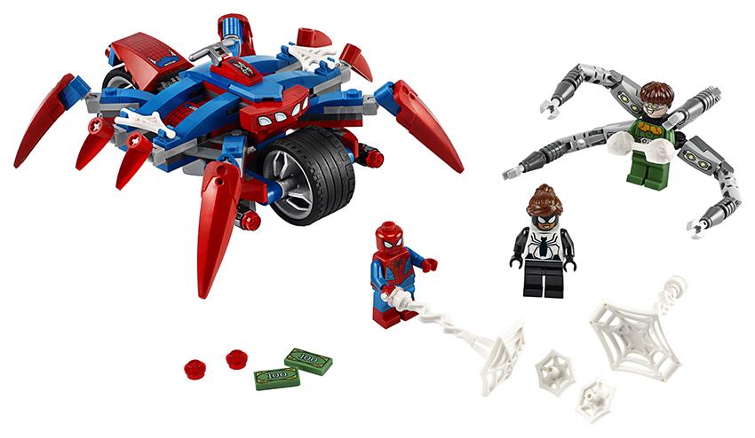 LEGO - Spider-Man Vs. Doc Ock
