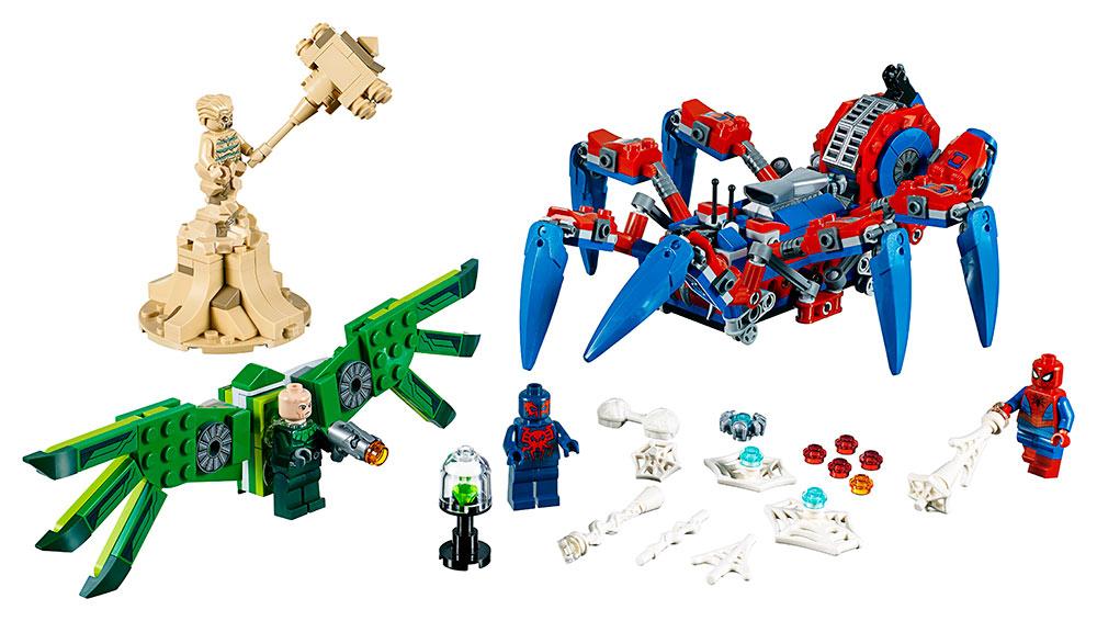 LEGO - Spider-Manův Pavoukolez