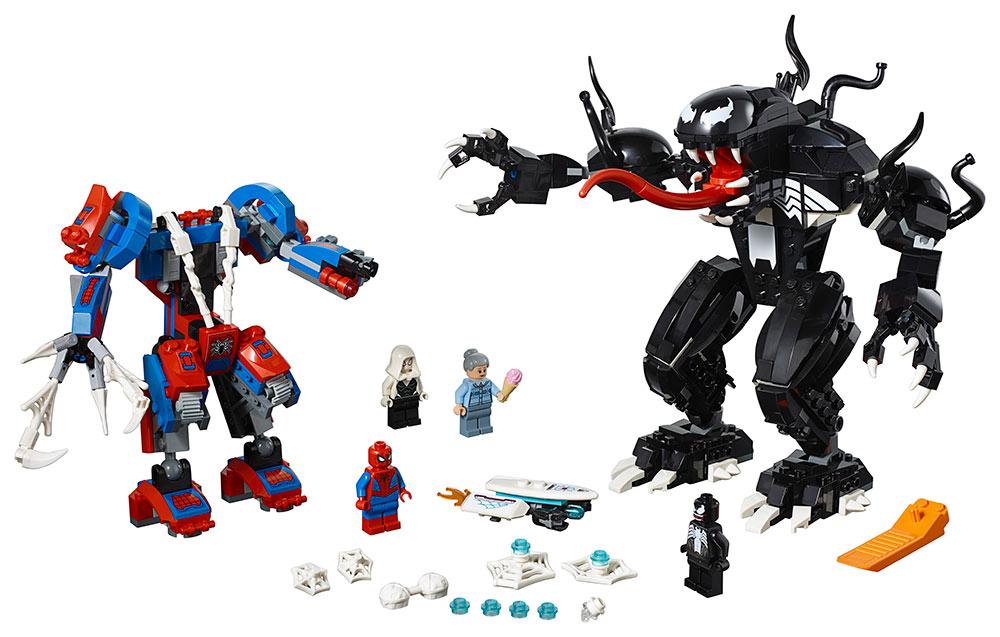 LEGO - Spider Mech Vs. Venom