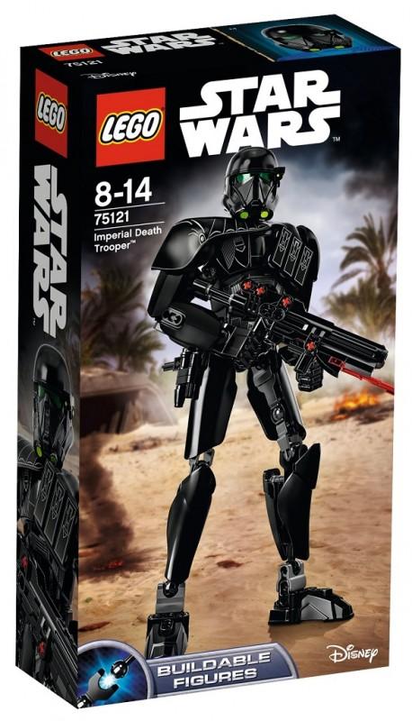 LEGO - Star Wars 75121 Death Trooper Imperia