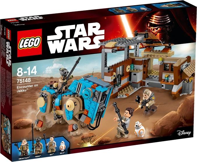 LEGO - Star Wars 75148 Setkání na jakki