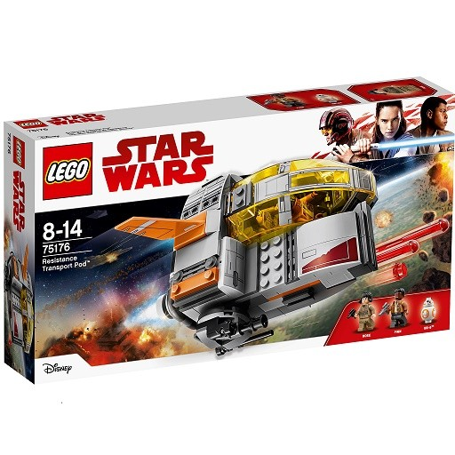 LEGO - Star Wars 75176 Transportér Odporu