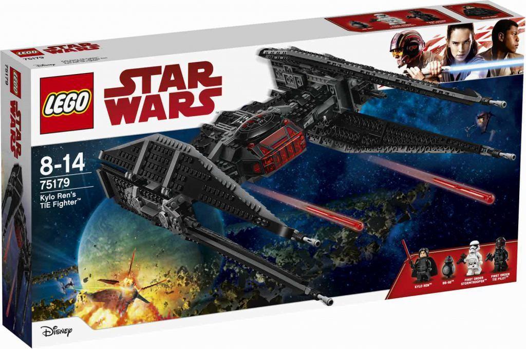LEGO - Star Wars 75179 Kyl Renova stíhačka TIE