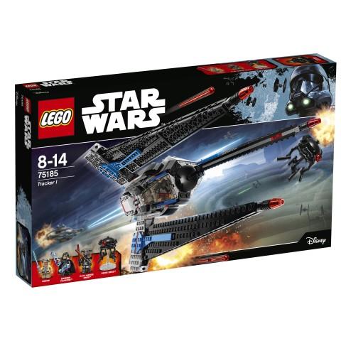 LEGO - Star Wars 75185 Vesmírná loď Tracker I