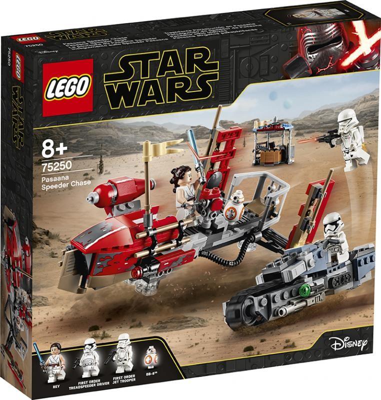 LEGO - Star Wars 75250 Honička letounů