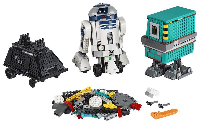 LEGO - Star Wars 75253 Velitel droidů