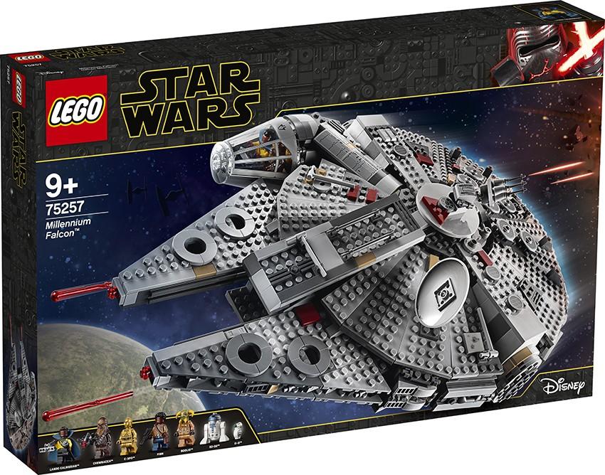 LEGO - Star Wars 75257 Millennium Falcon ™