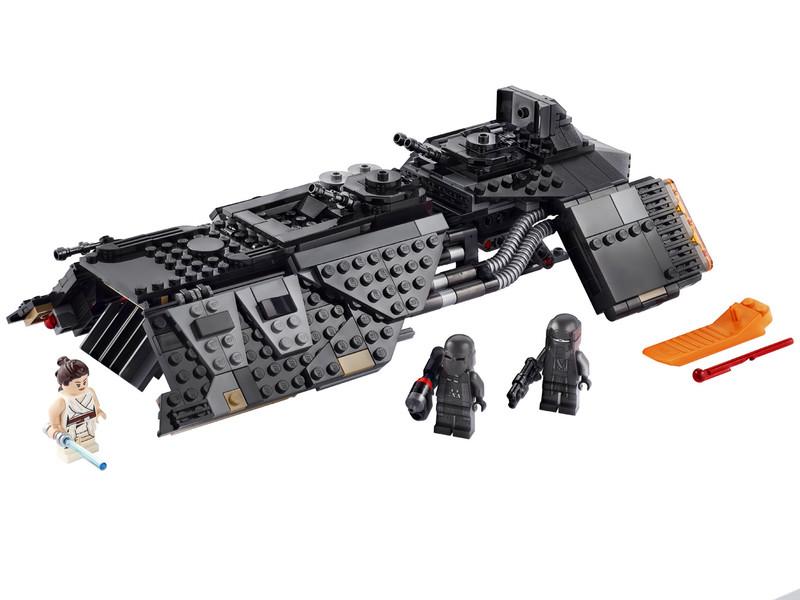 LEGO - Star Wars 75284 Přepravní loď rytířů z Renu