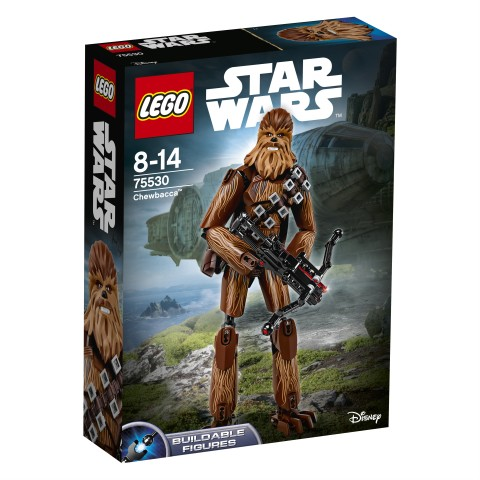 LEGO - Star Wars 75530 Chewbacca