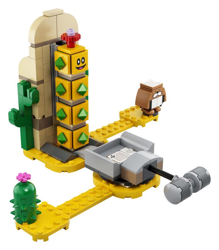 LEGO - Super Mario 71363 Kaktus pokey na poušti