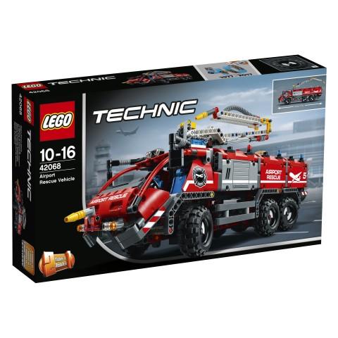 LEGO - Technic 42068 Letištní záchranné vozidlo