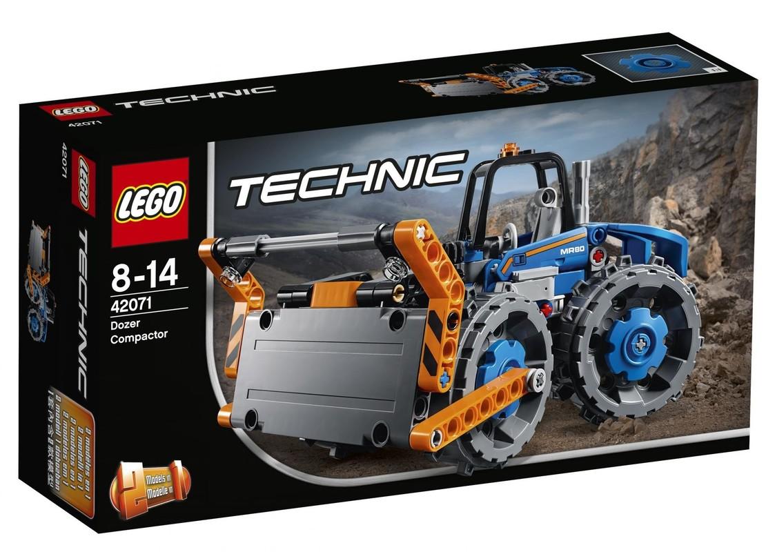 LEGO - Technic 42071 Buldozer