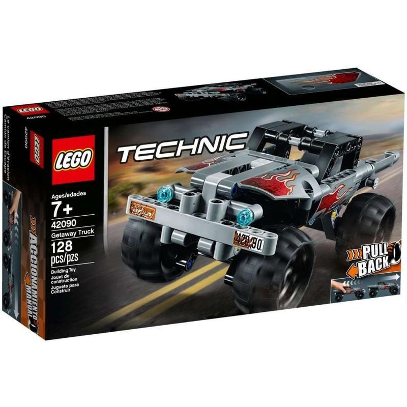 LEGO - Technic 42090 Únikové nákladní auto