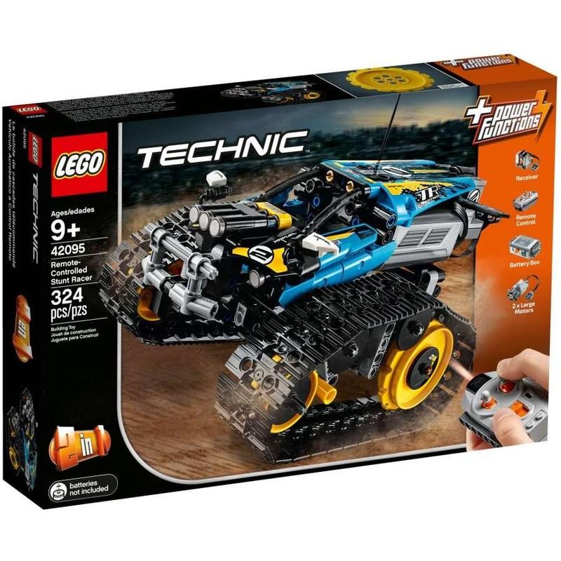LEGO - Technic 42095 Kaskadérské závodní auto na dálkové ovládání