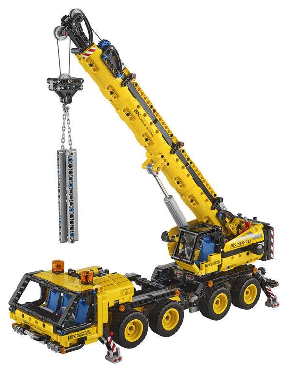 LEGO - Technic 42108 Mobilní jeřáb