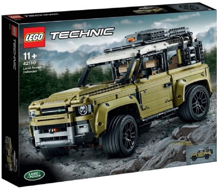 LEGO - Technic 42110 RC Land Rover Defender