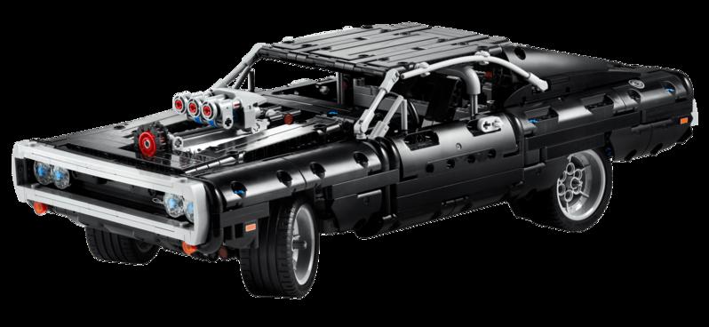 LEGO - Technic 42111 Domů Dodge Charger