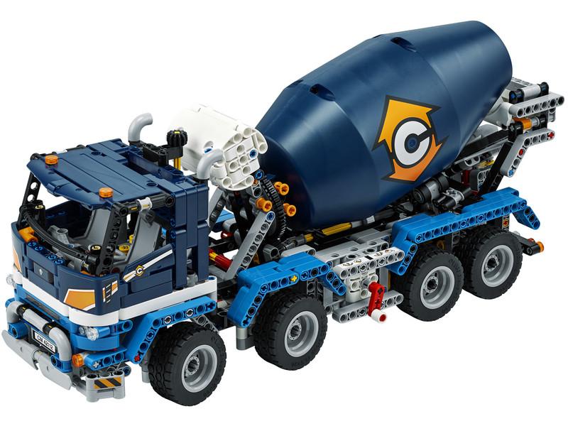 LEGO - Technic 42112 Náklaďák s míchačkou na beton