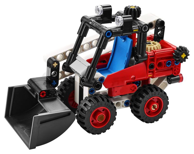 LEGO - Technic 42116 Kompaktní nakladač