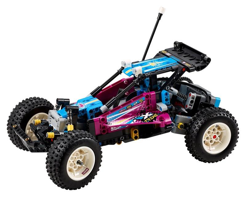 LEGO - Technic 42124 terénní bugina