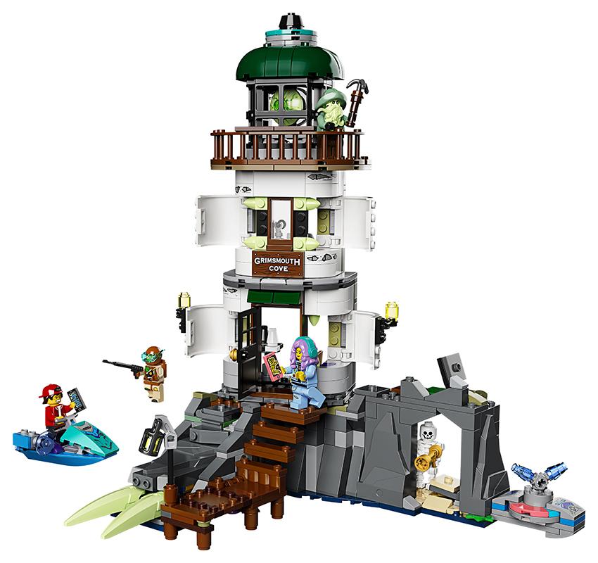 LEGO - Temný Maják