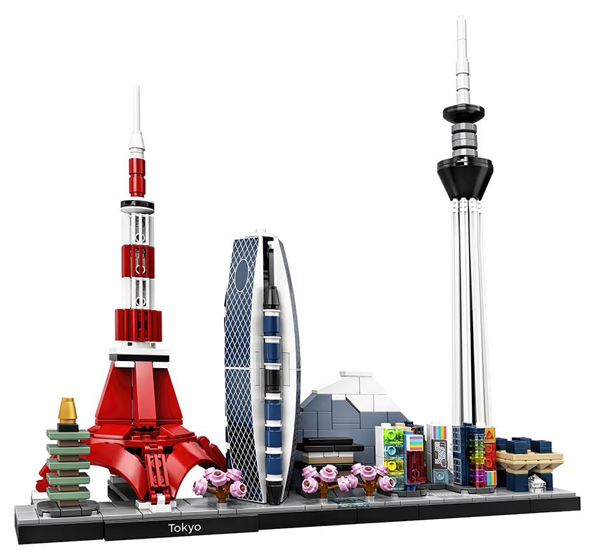 LEGO - Tokio