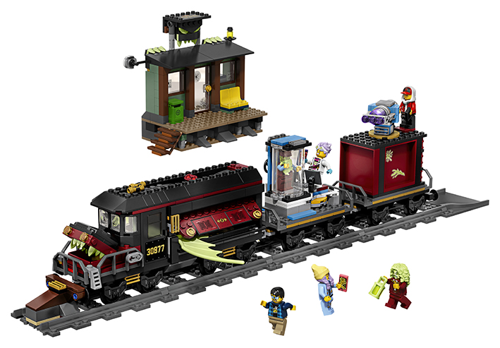LEGO - Vlak Duchů
