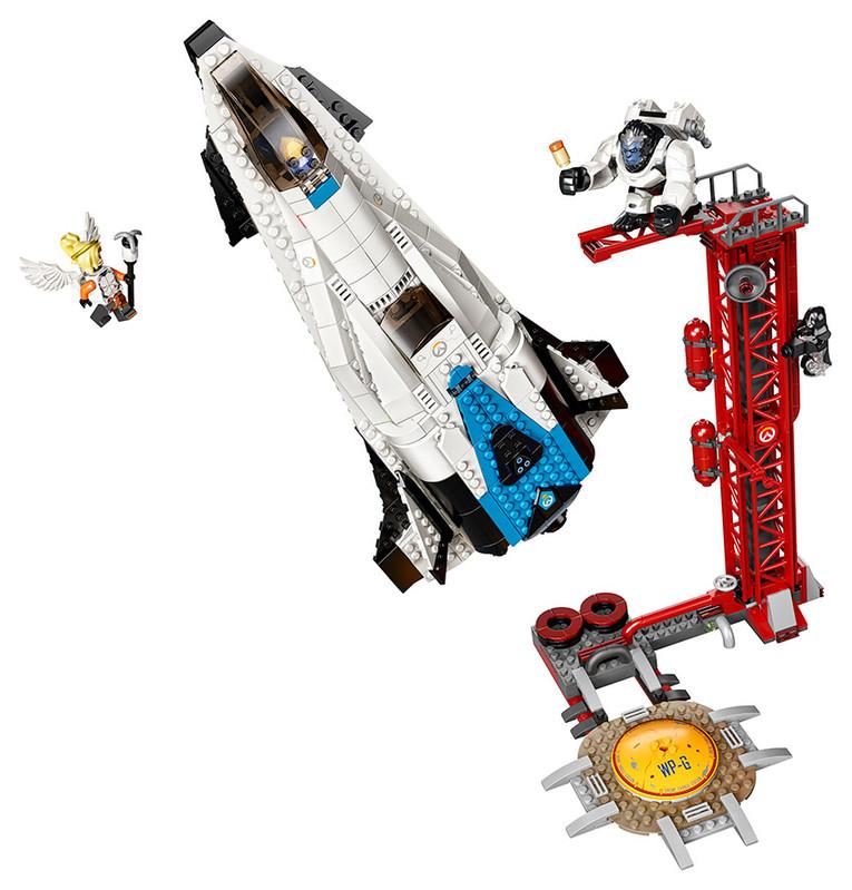 LEGO - Watchpoint: Gibraltar