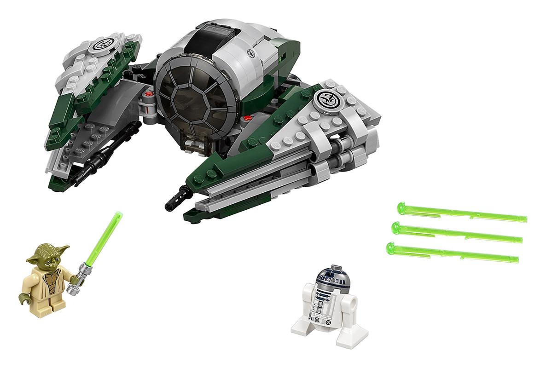 LEGO - Yodova Jediská Stíhačka