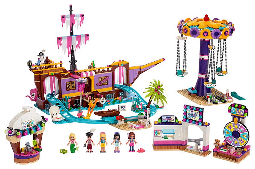 LEGO - Zábavný Park Na Molu