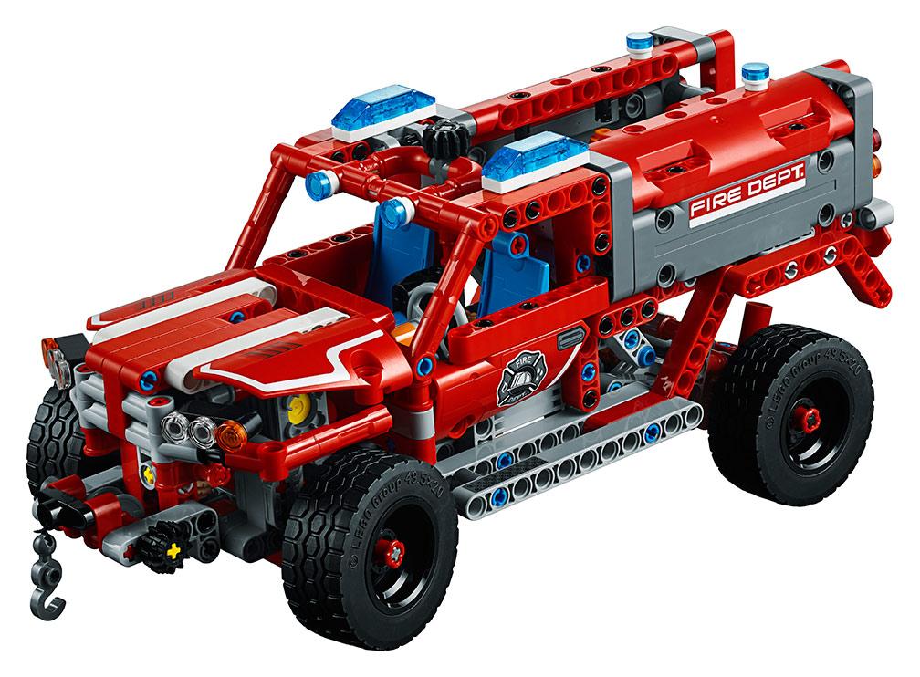 LEGO - Záchranné Auto