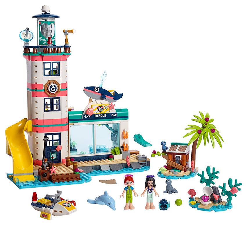 LEGO - Záchranné Centrum U Majáku