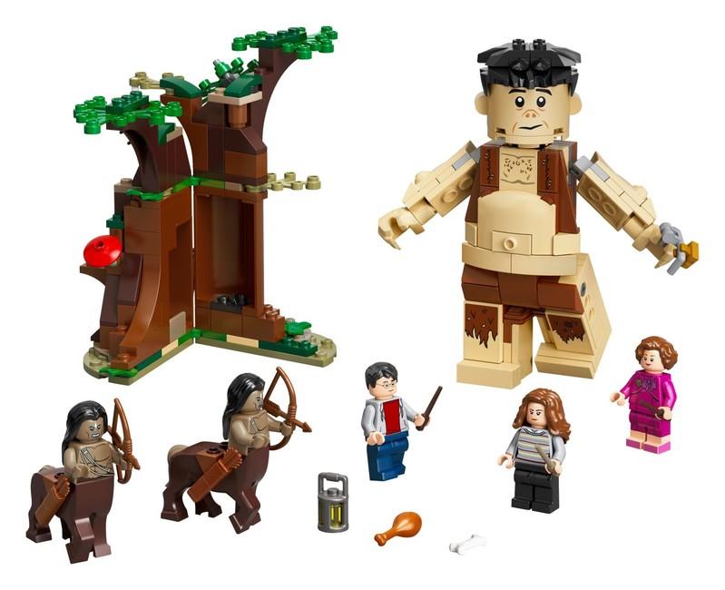 LEGO - Zapovězený les: Setkání Drápa a profesorky Umbridgeové