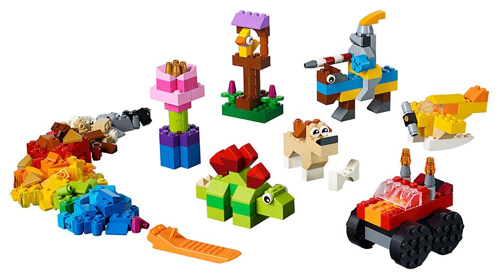 LEGO - Základní Sada Kostek