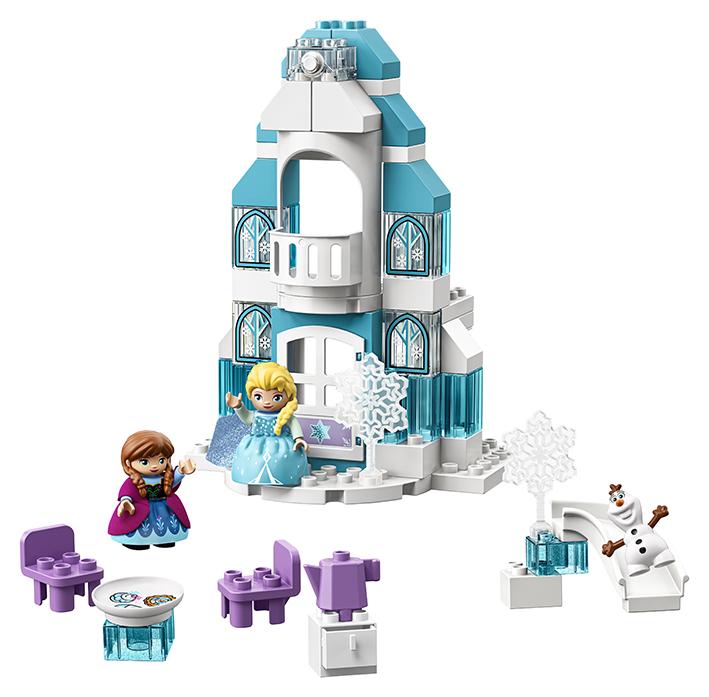 LEGO - Zámek Z Ledového Království