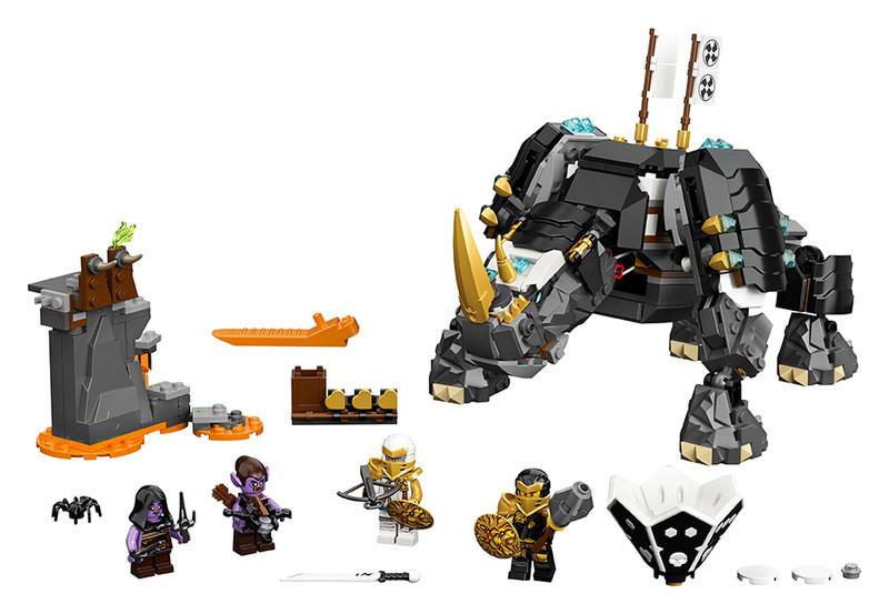LEGO - Zaneův nindžorožec