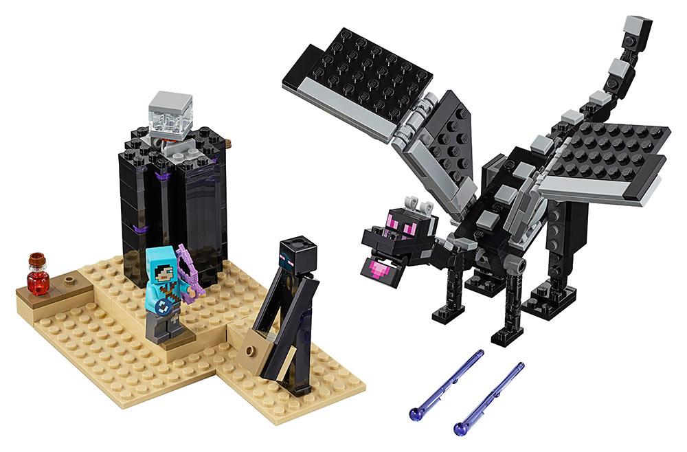 LEGO - Souboj Ve Světě End