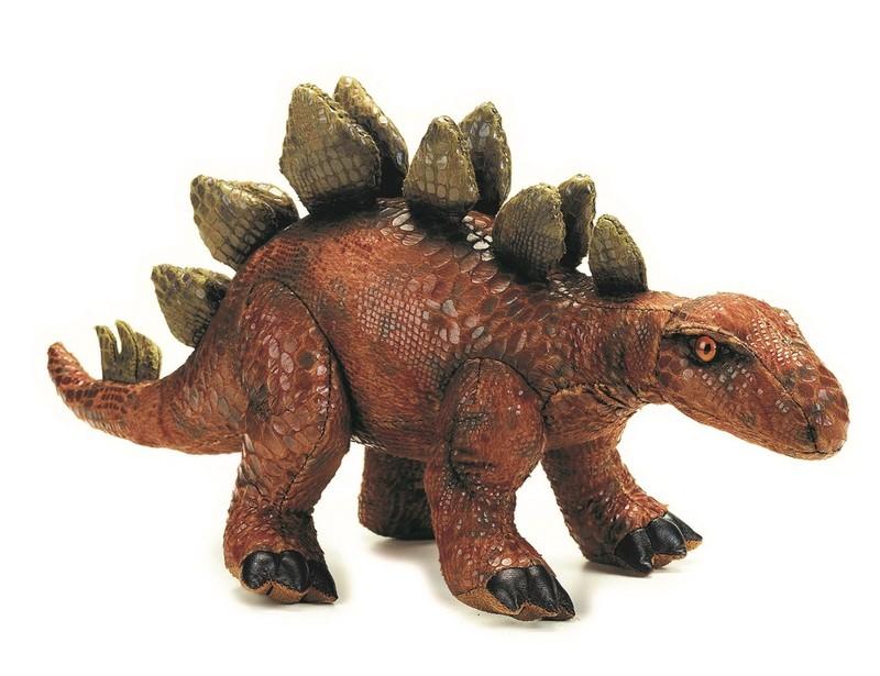 LELLY - National Geografic Další zvířátka 770782 Stegosaurus - 40 cm