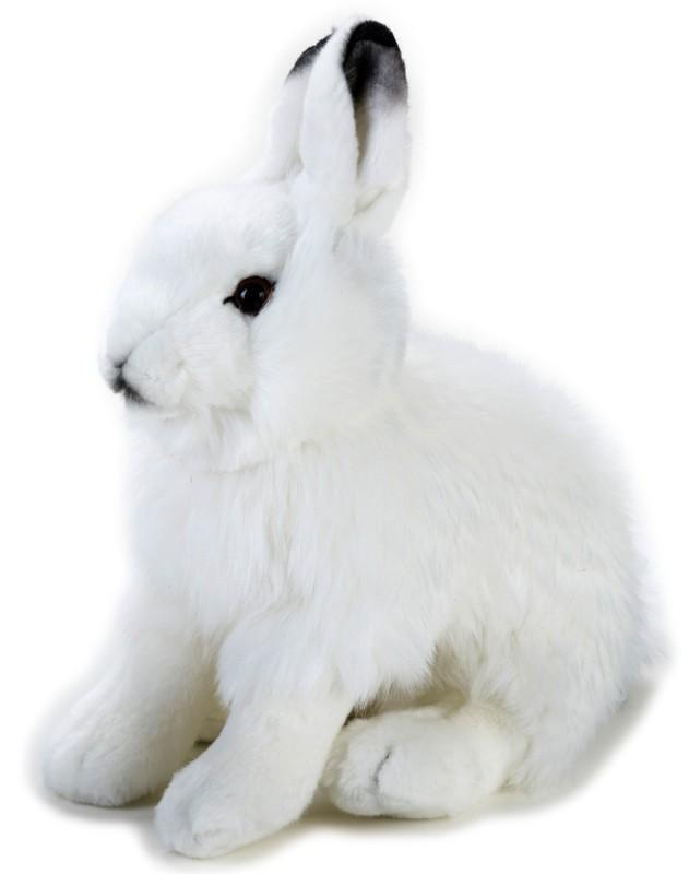 LELLY - National Geografic Polární zvířátka 770725 Polární zajíc - 25 cm